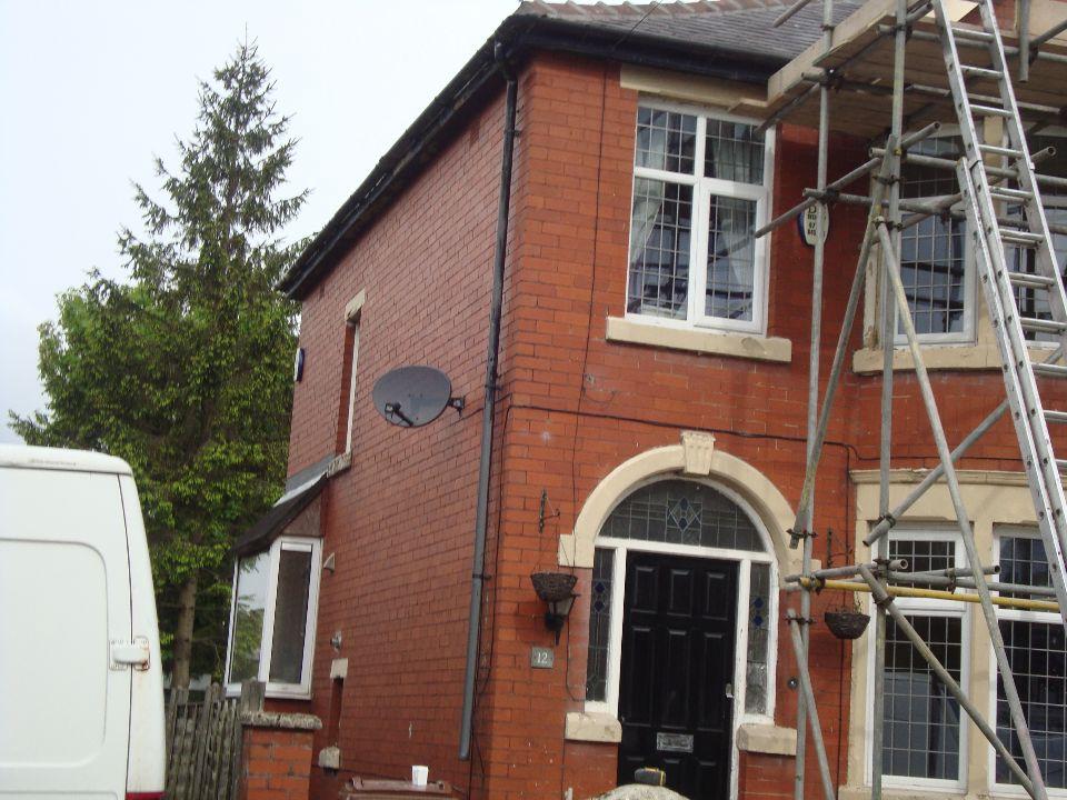 Roof Repairs Prestron