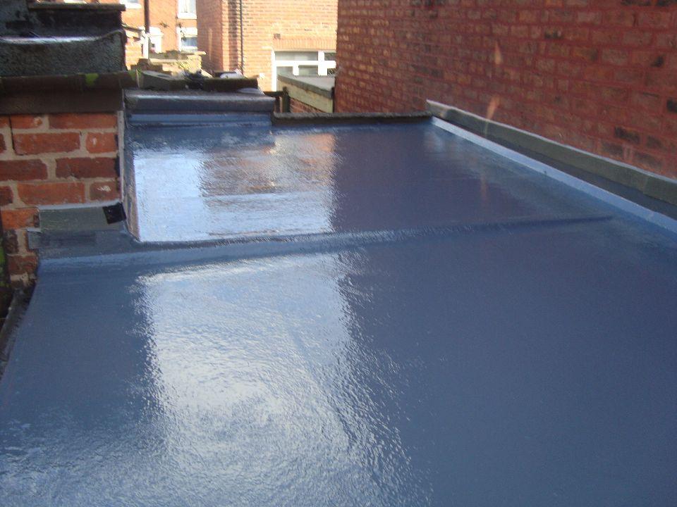Flat Roofs Preston