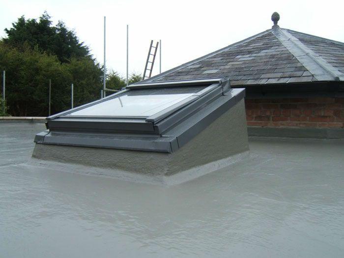 Fiberglass Roofing Preston