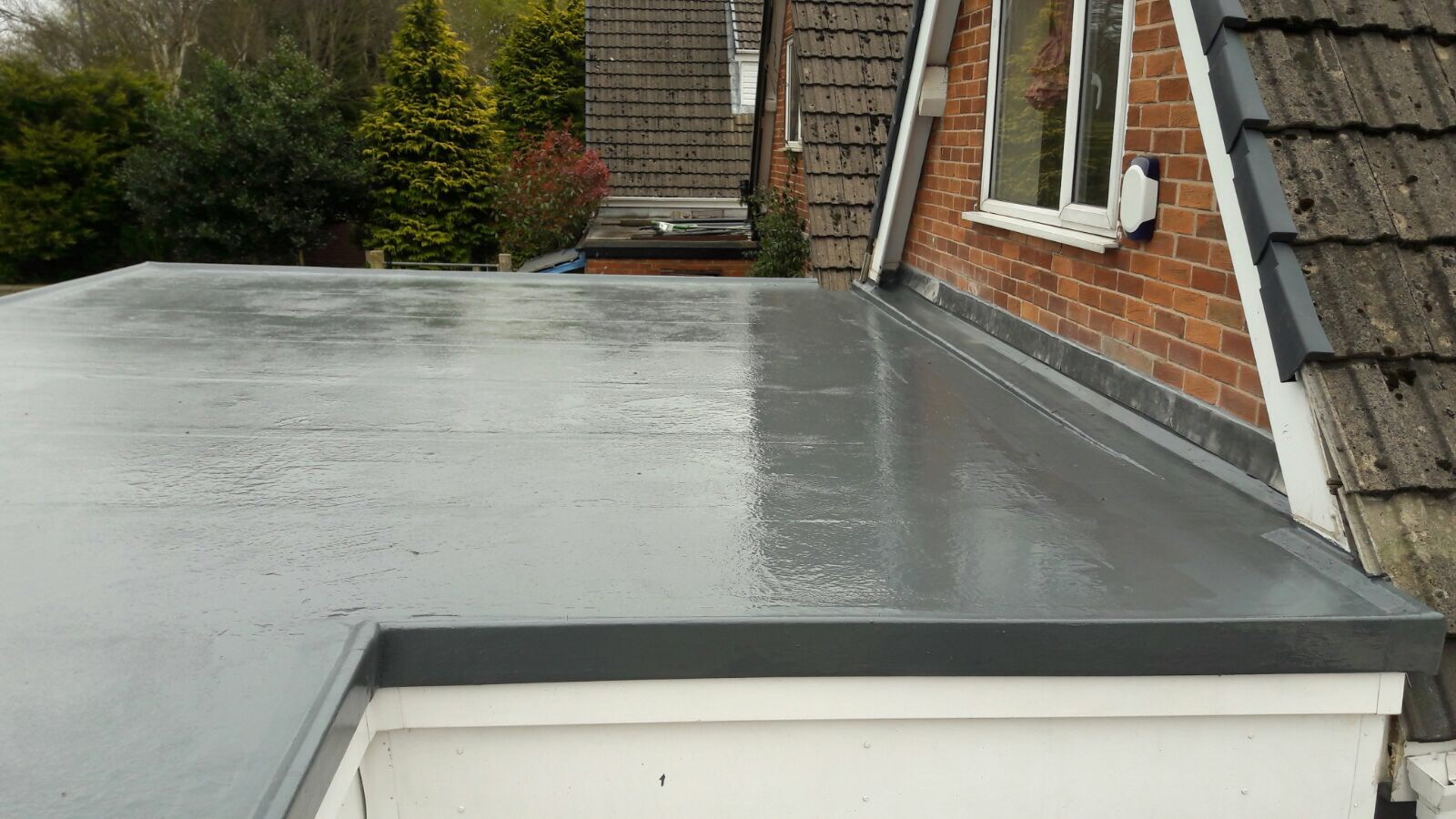 Flat Roof Repair Amp Renew Preston Lancashire